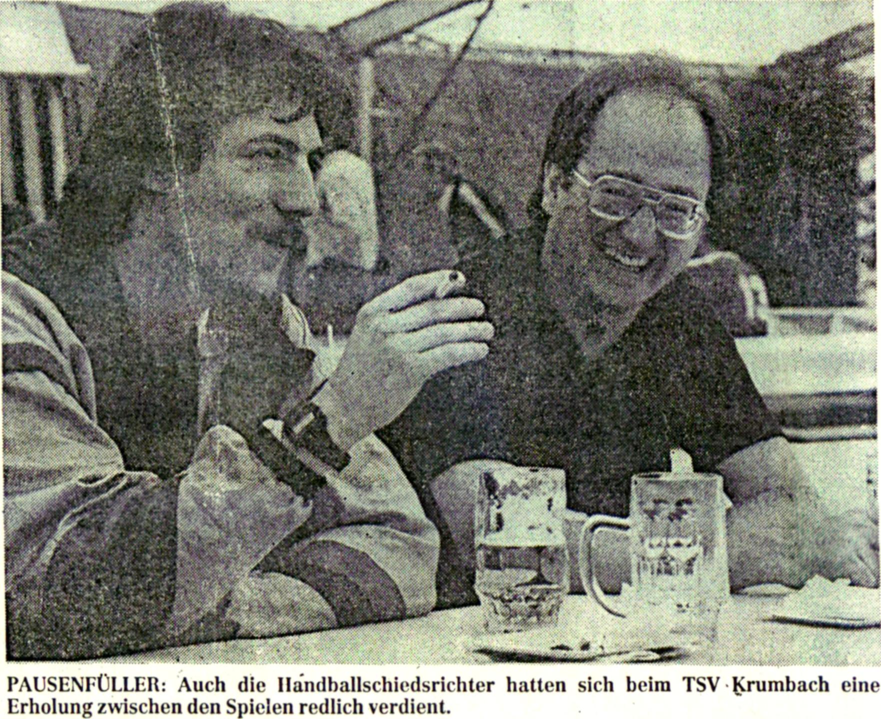 1993 Krumbach Turnier