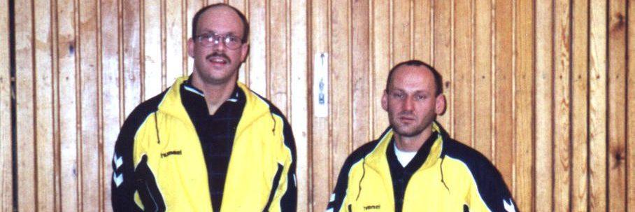 1999 mit Christian Bezirk Lauenburg