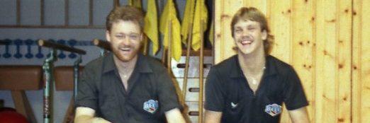 1988 Badischer HV mit Thomas S.