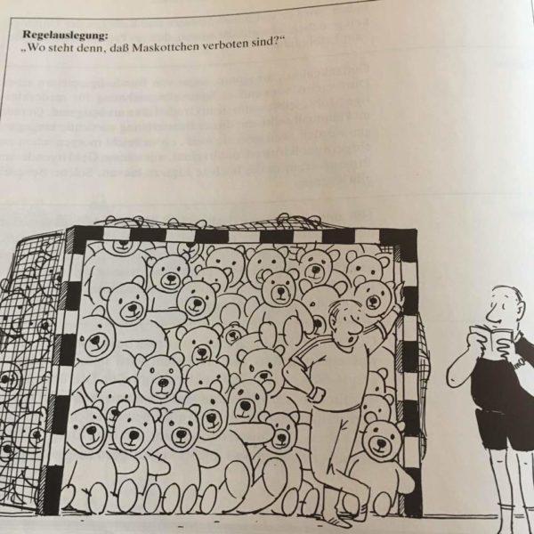 BILD. Tomas Verlag 1994, Zeichnung Karl-Heinz Brecheis